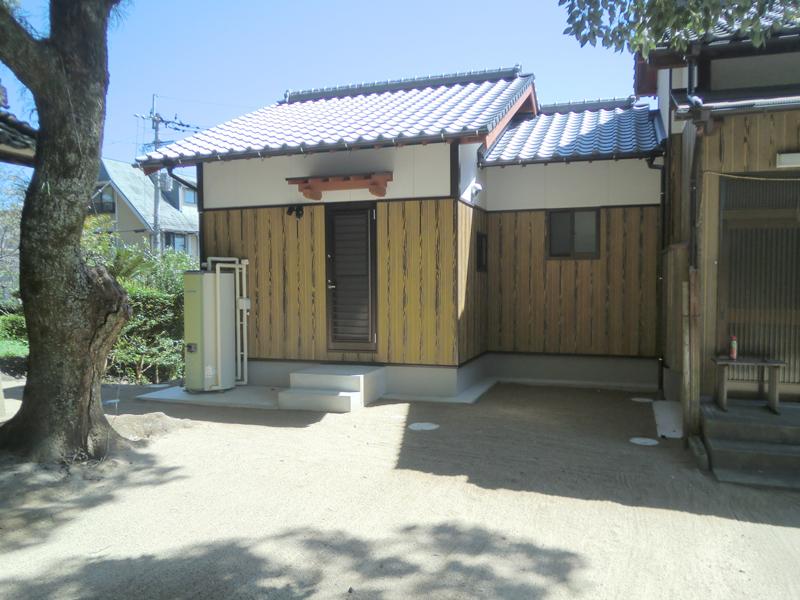 岡山神社社務所