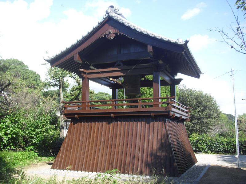 圓通寺 鐘楼堂
