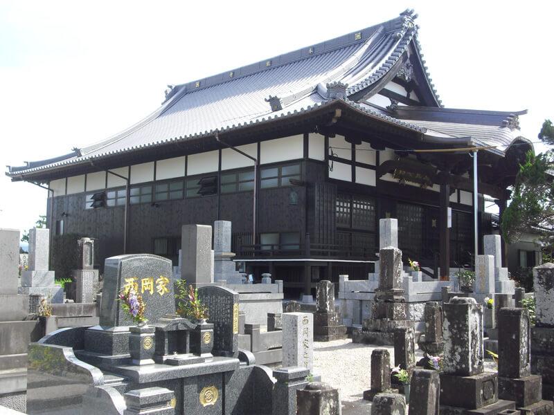 本能寺 改修