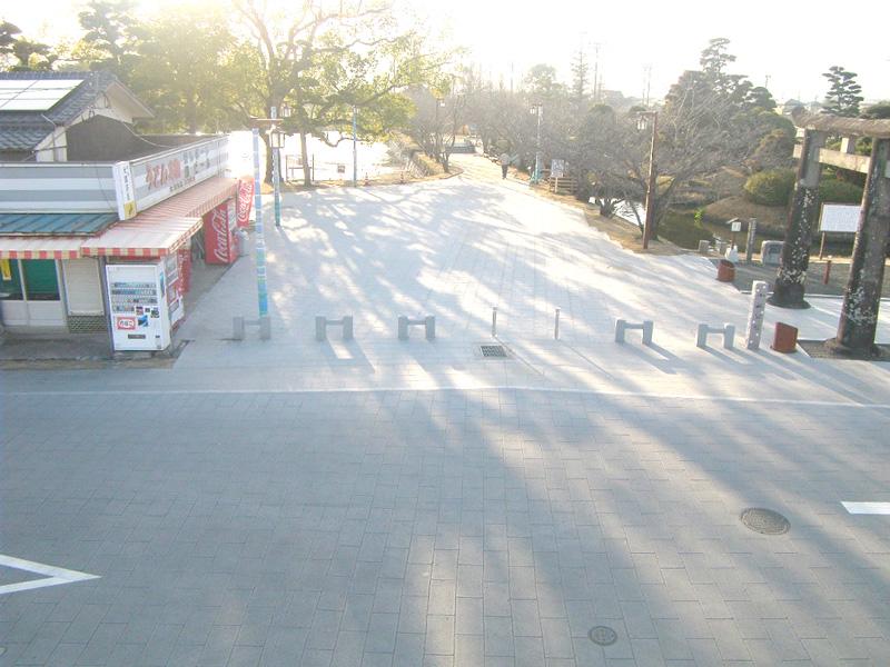 小城公園エントランス等舗装工事