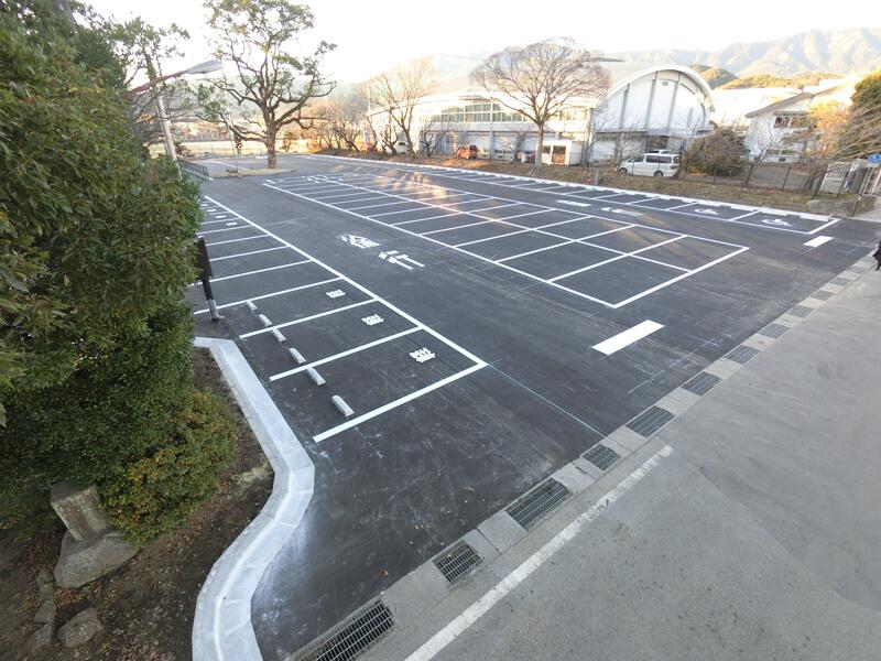 小城公園駐車場