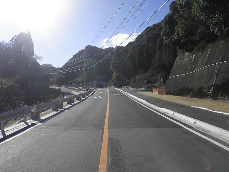 多久若木線(女山峠)