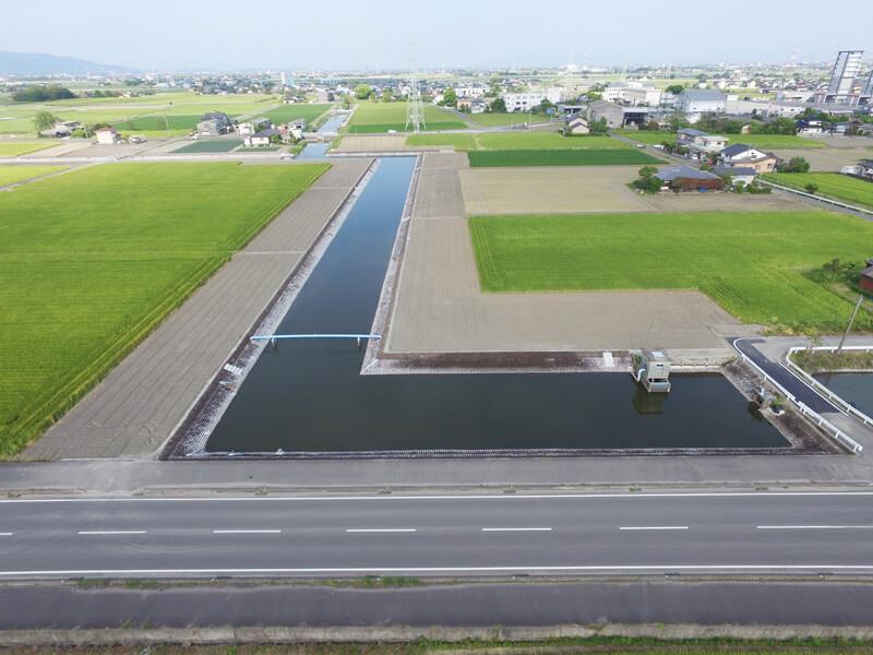 平成30年 用水路工事