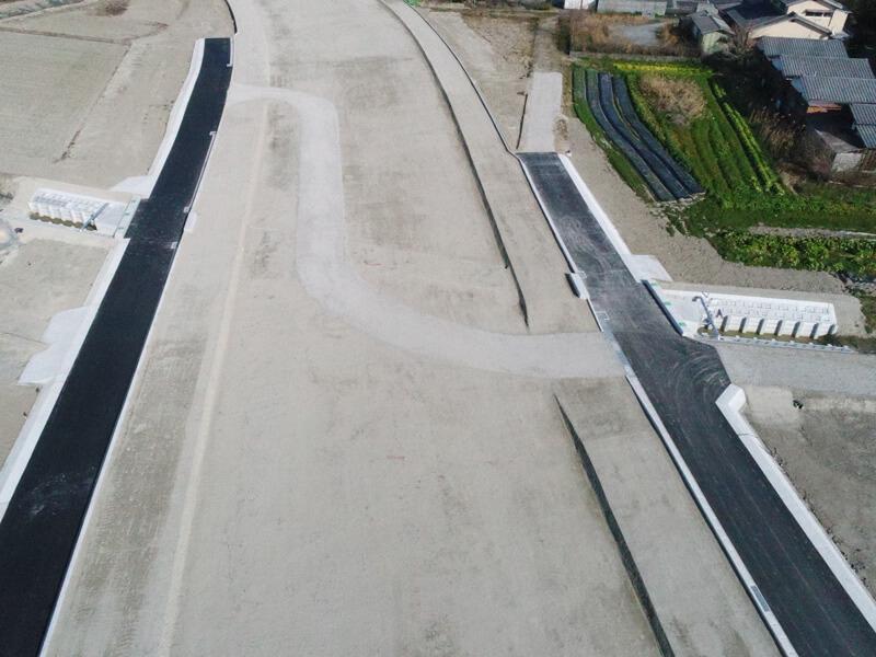 平成31年 道路改良工事