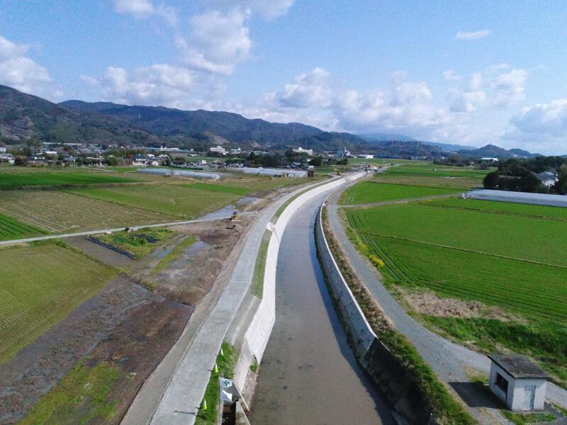平成31年 巨勢川護岸工事