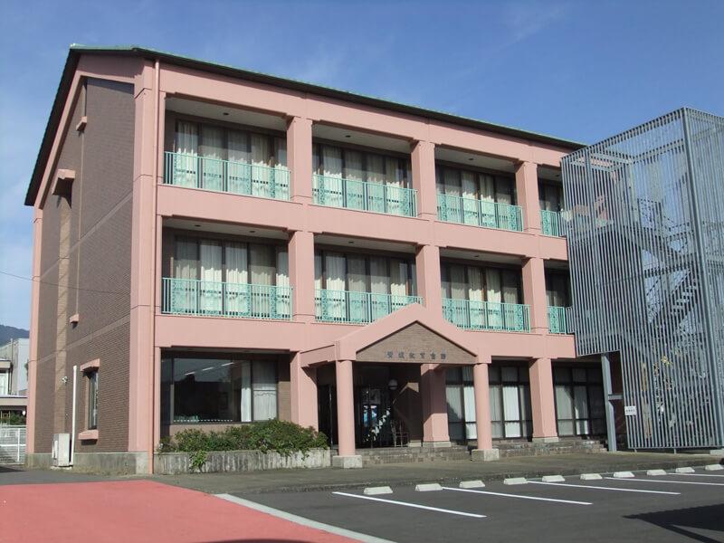 黄城教育会館 外部改修