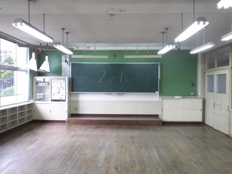 牛津小学校 大規模改修