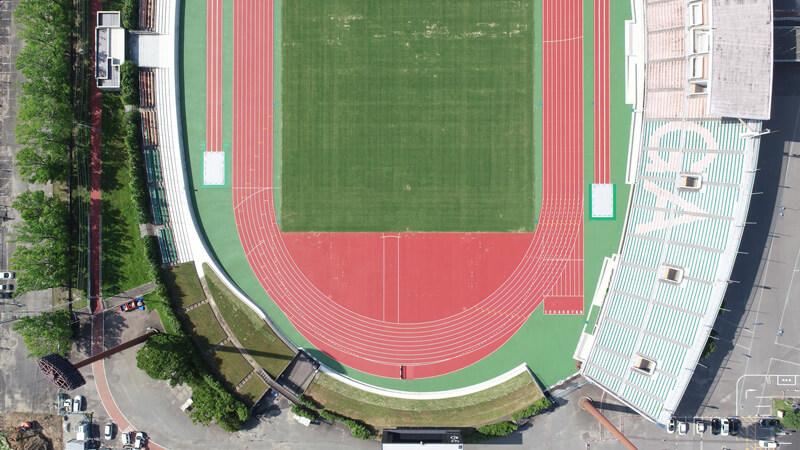 SAGAサンライズパーク陸上競技場